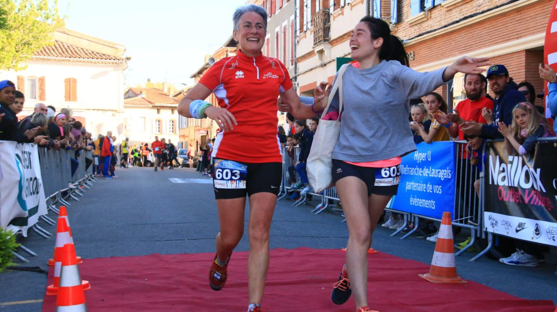 Trail du Ventolet et Marathon de Paris !